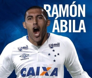Abila es nuevo jugador de Cruzeiro que le compra a Huracán el 50%. Cuatro años de contrato.
