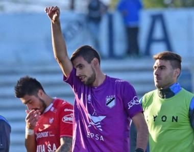 El arquero Emanuel Bilbao confirmó su continuidad en el plantel de Guillermo Brown en la B Nacional.