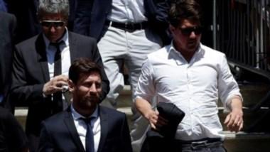 La Fiscalía ratifica que Messi es inocente y pide 18 meses para el padre.