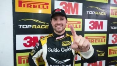 Mauro Giallombardo se quedó con el 1 en el Top Race en Concordia.