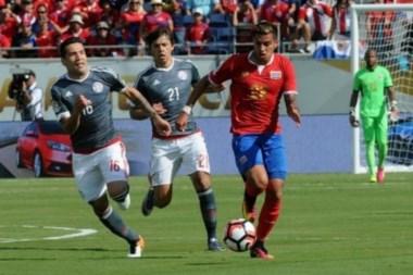 Costa Rica y Paraguay no se sacaron ventaja en la calurosa Orlando, completando la 1ra. fecha del Grupo A.