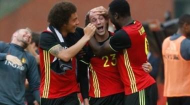 Bélgica remonta ante Noruega pero sigue sin convencer.