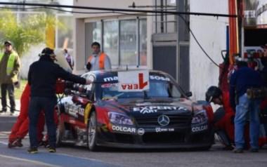 Canapino ganó la carrera de larga duración del TopRace en Concordia.