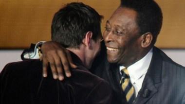 """De Pelé a Messi: """"Le pido que recapacite, que espere un poco y se olvidará de este mal momento""""."""