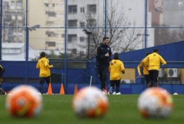 Boca no descansa. Se entrena pensando en la revancha vs Independiente del Valle.