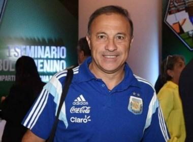 El Vasco Olarticoechea será el encargado de dirigir a la albiceleste en Río.