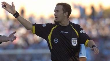 Beligoy será el encargado de impartir justicia entre Boca y Colón.