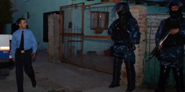 Autoridades de la Comisaría Segunda, Brigada de Investigaciones y de la Unidad Regional fueron al sitio.