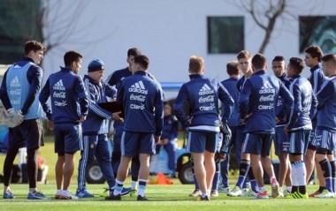 Mañana, la Selección Sub 23 se entrenará desde las 16 en Ezeiza. La práctica será a puertas cerradas.