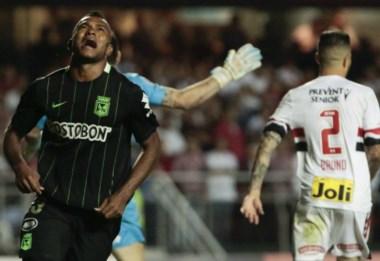 El elenco paisa sacó dos goles de ventaja de visitante y acaricia la final.