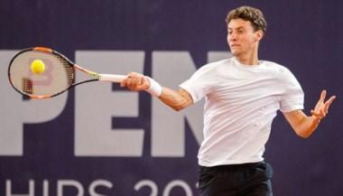 Olivo se quedó en las puertas de su primera final ATP y Cuevas jugará la 4ta de 2016.
