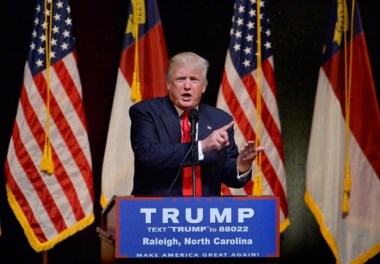 Trump logra la nominación oficial como candidato a la presidencia de EE.UU.