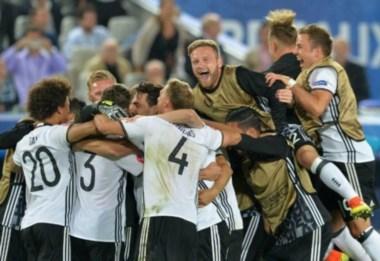 Alemania se clasifica a semifinales y elimina dramáticamente a Italia de la Eurocopa 2016.