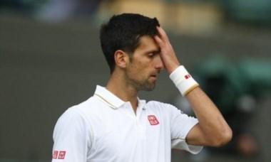 Djokovic tropieza en la hierba. Llevaba 30 victorias seguidas en Grand Slam.