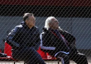 Gerardo Martino y una aparición tras renunciar a la Selección Argentina: fue a ver a los juveniles de Newell's.