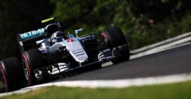 La segunda tanda fue para Rosberg, que se quedó con lo más rápido del viernes en Hungria.