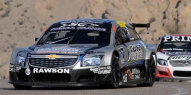 A bordo de un Chevrolet Cruze del RV Racing, Lucas Valle fue segundo en la segunda serie del Top Race Series.