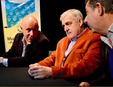 """La reunión de gobernadores """"será intensa"""", dijo Das Neves."""