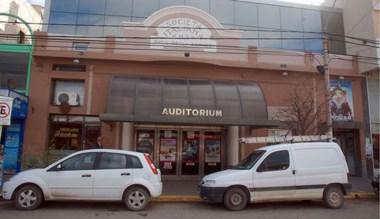 El Cine Teatro Auditorium será la sede de la actividad.
