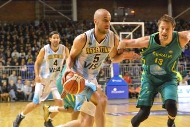 Ginóbili hizo autocrítica con la derrota de Argentina ante Australia en Tecnópolis.