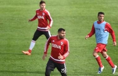 Gabriel Mercado sería el reemplazante de Maidana ante Sportivo Rivadavia por Copa Argentina.