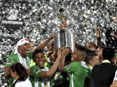 Atlético Nacional venció a Independiente del Valle y es el campeón de la Libertadores.