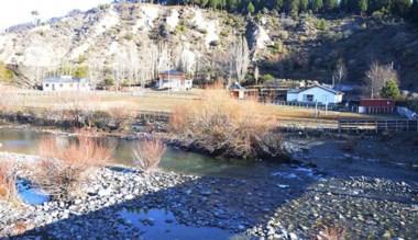 La sequía prolongada trajo serios inconvenientes a Río Percy.