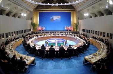 Headquarters de la NATO. La Guerra Fría no termina de terminar...