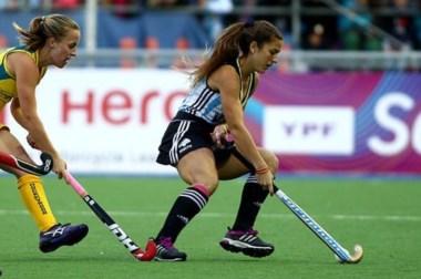 Julia Gomes Fantasia se destacó en Las Leonas y  el DT ratificó la confianza. La lleva a los Juegos Olímpicos.