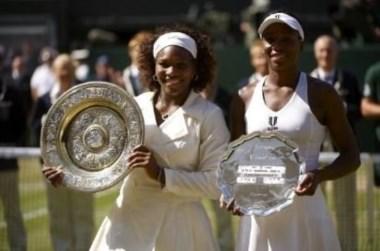 Un día como hoy en 2009, Serena Williams derrotó a Venus Williams en la final de Wimbledon.
