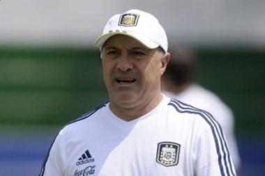 """El """"Vasco"""" dio la lista de los jugadores que representarán a Argentina en Río."""