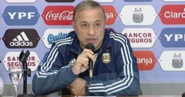 Olarticoechea asumió como técnico de la selección para Río 2016.