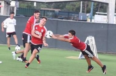 River volverá a entrenarse el jueves a las 20 (hora argentina) en el ESPN Sports Complex.