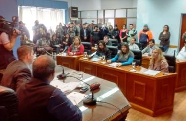 El expediente fue presentado por la concejal María Laura Nievas.