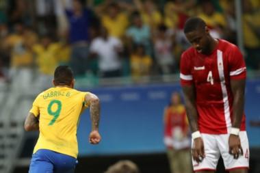 Brasil aplasta a Dinamarca y sigue en la recta final de los JJ.OO.