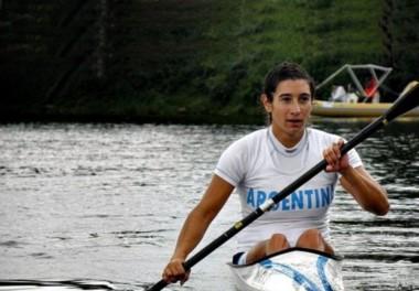 En las semis del K1 200, Sabrina Ameghino fue sexta en su serie, con un tiempo de 41.934.