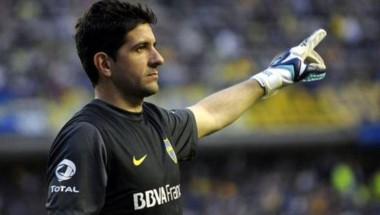 Orión se va de Boca con 4 títulos bajo el brazo, y el récord de más penales atajados (8, junto con Gatti).