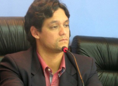 Sebastián Curtale, presidente del Concejo Deliberante de Rawson