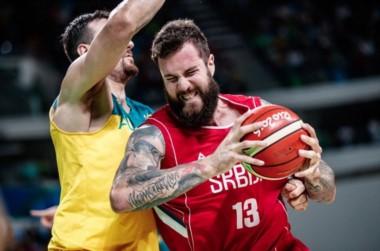 Serbia fue muy superior a Australia y se metió en la final de los Juegos.
