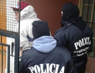 El detenido había cometido dos robos agravados con arma en Trelew.