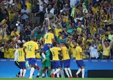 Brasil había tenido chances para ganarlo antes, pero el festejo llegó en los penales.