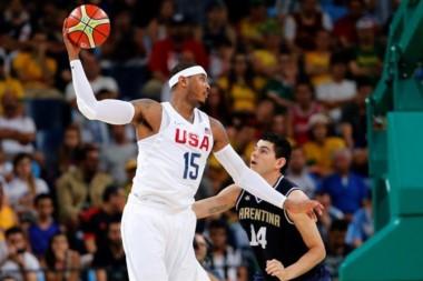 El Dream Team va por el oro ante Serbia, al que le ganó en la fase de grupos por tres.