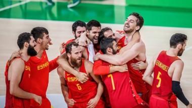España le arranca el bronce a Australia en un partido dramático 89-88.