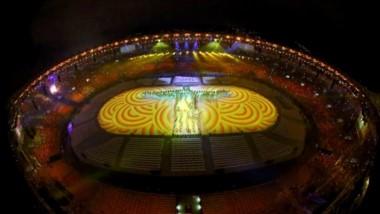 Con una gran fiesta en el Maracaná se despidió Río de los Juegos Olímpicos.