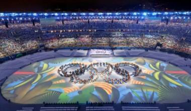 Los brasileños unieron al mundo alrededor de la alegría, el deporte, la diversidad, el medio ambiente. y la samba.