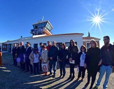 Familiares de las víctimas participaron del acto que se realizó  en el Centro Cultural de la Memoria.