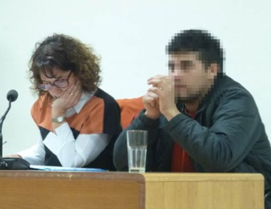 Diego España estará 8 días detenido pero tendrá salidas para trabajar.