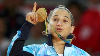 Paula Pareto, la argentina que hizo historia en Río 2016.