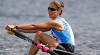 Lucia Palermo quedó segunda en su serie y clasificó a cuartos de final.