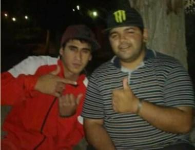 Leandro Quilaleo y Emanuel Ovando. Uno está muerto y el otro, preso.